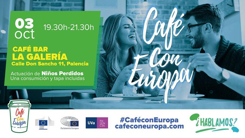Café con Europa