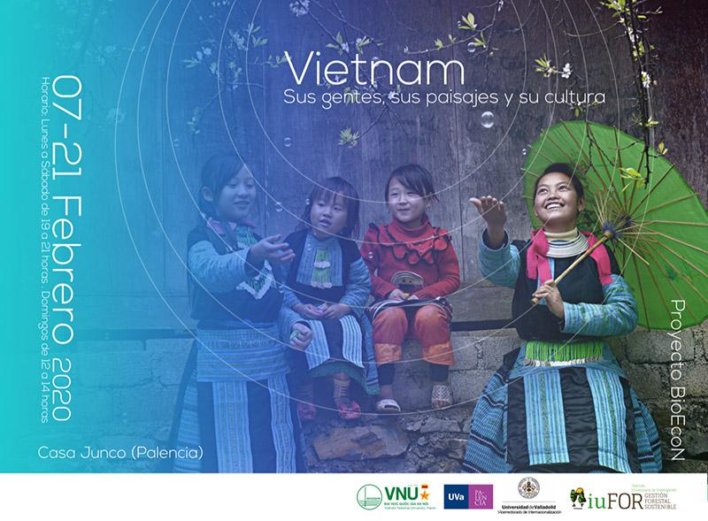 Exposición 'Vietnam. Sus gentes, sus paisajes y su cultura'