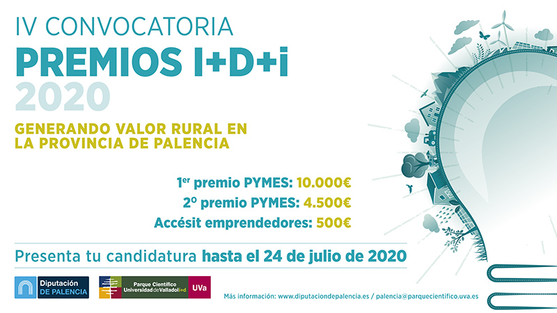 IV Convocatoria premios I+D+i 2020