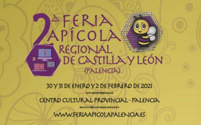 Palencia celebra la segunda edición de la Feria Apícola Regional de Castilla y León