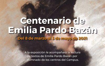 Centenario Emilia Pardo Bazán