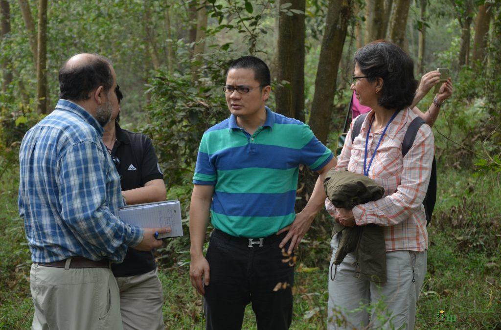 El Campus de la UVa en Palencia promueve la bioeconomía forestal en el sudeste asiático