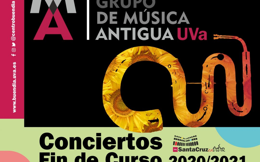 El Grupo de Música Antigua de la UVa ofrecerá un concierto de fin de curso en Palencia el 18 de junio