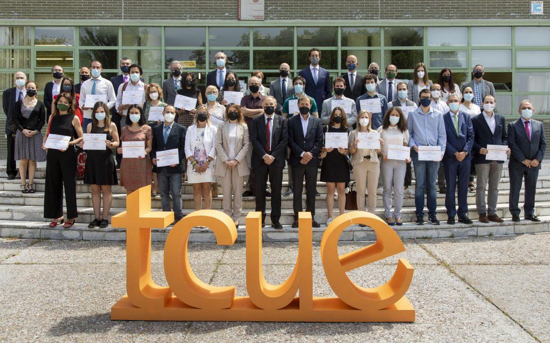 El Campus de Palencia acoge la entrega de los Premios TCUE