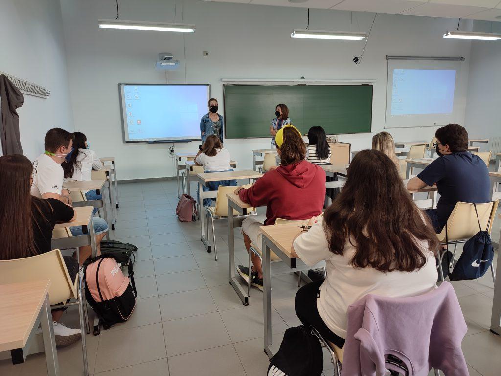 Acto-bienvenida-Ciencias-Trabajo-Campus-Palencia