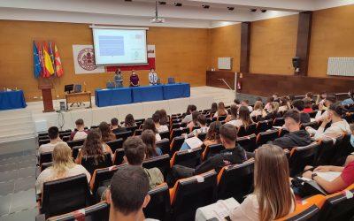 El Campus de la UVa en Palencia da la bienvenida a sus nuevos alumnos