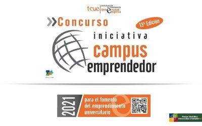 XIII Concurso Campus emprendedor para el fomento del emprendimiento universitario